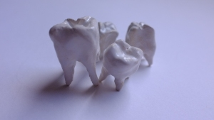 Lucy Barfoot Tooth Pottery